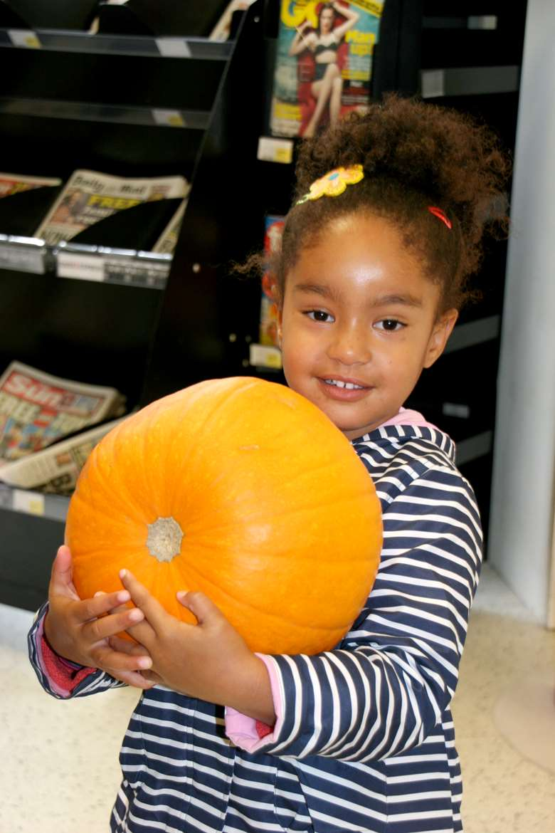 Grab a pumpkin and have fun on Halloween!  Early Years Educator
