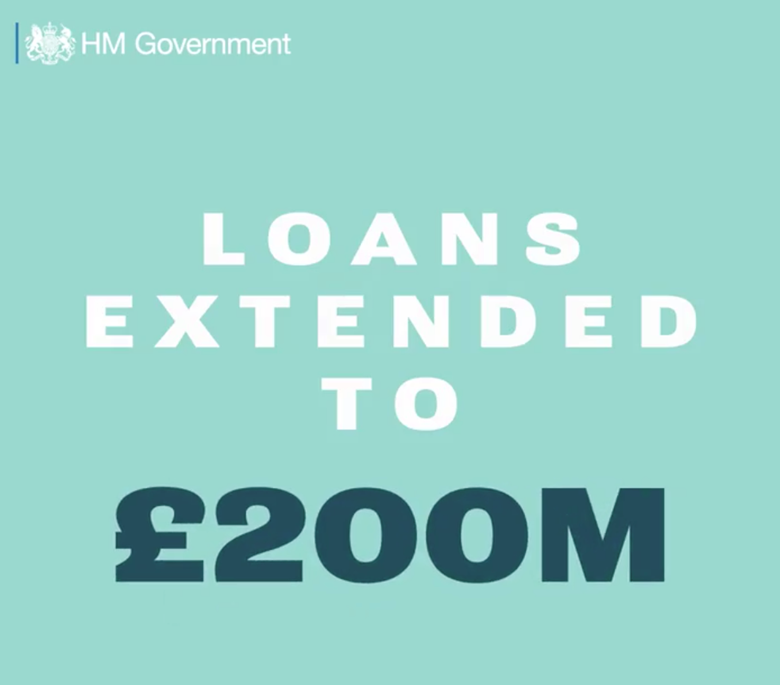 Max CLBILS loan increased from previous limit of £50m