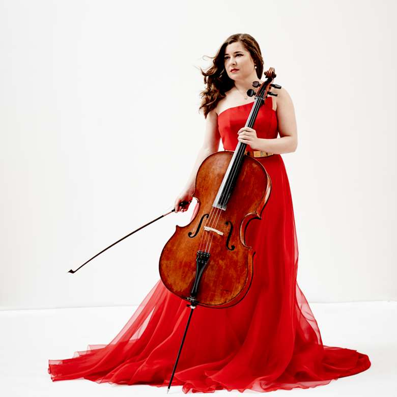 Alisa Weilerstein signs to Pentatone (photo: Paul Stuart)