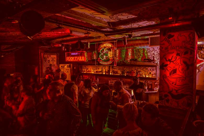 Underbelly Hoxton, home to the noisenights series
