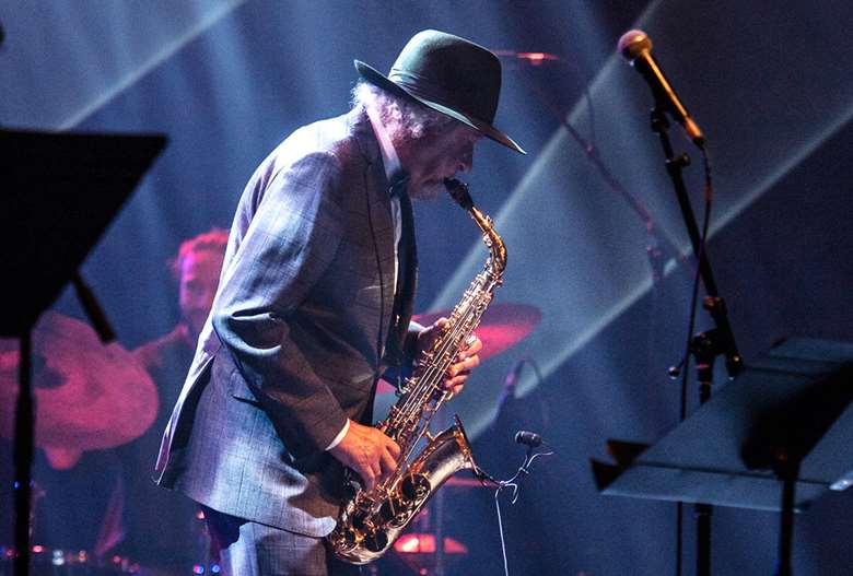 Gary Bartz refreshes Blue Note back catalogue with London's next gen jazzers