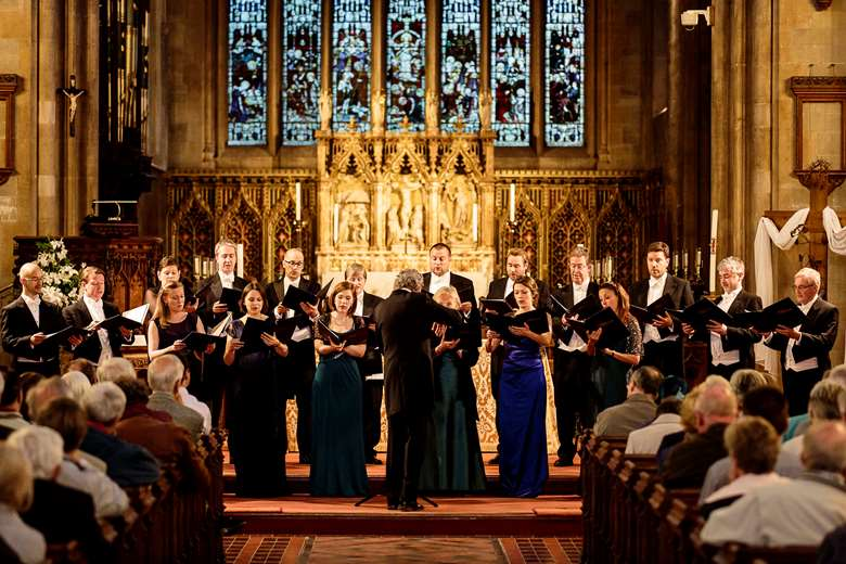 The Sixteen, one of the UK's leading choirs, whose founder Harry Christophers added his name to a letter arguing for action