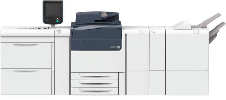 Versant 180: the 80ppm, 2,400dpi press costs around £30k