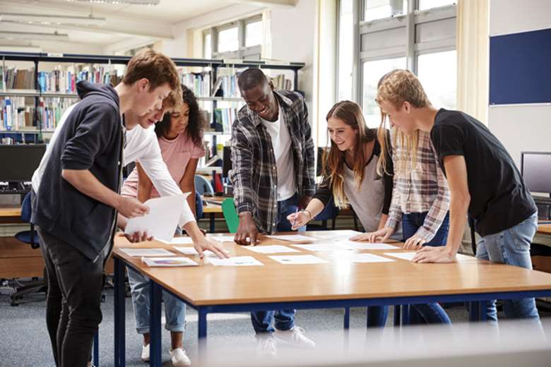 The new curriculum is designed to support youth work professionals. Picture: Adobe Stock