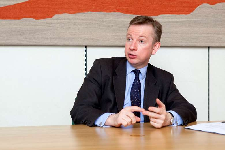 Education Secretary Michael Gove wants to replace GCSEs with an English Baccalaureate. Image: Alex Deverill