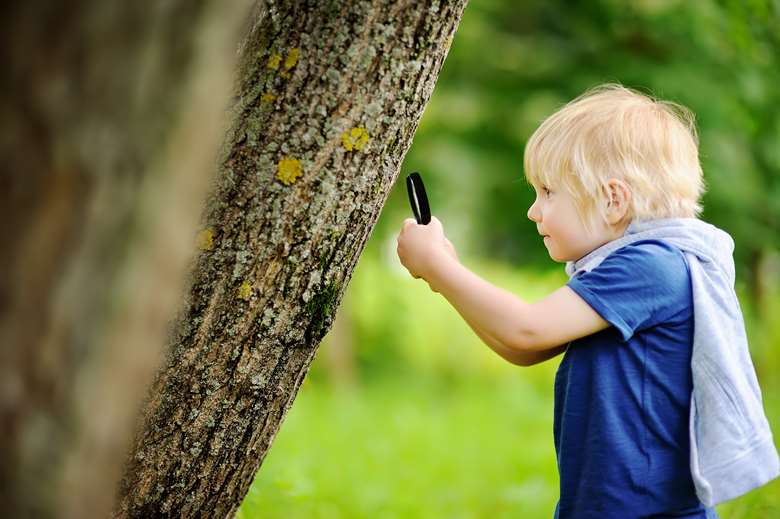 Spending time playing and exploring the outdoors is vital to children's well-being