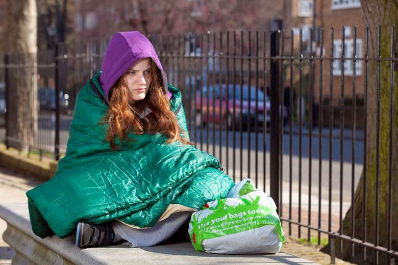 Hosts will be paid £50 a week to put up a homeless young person in a spare room. Image: Alex Deverill