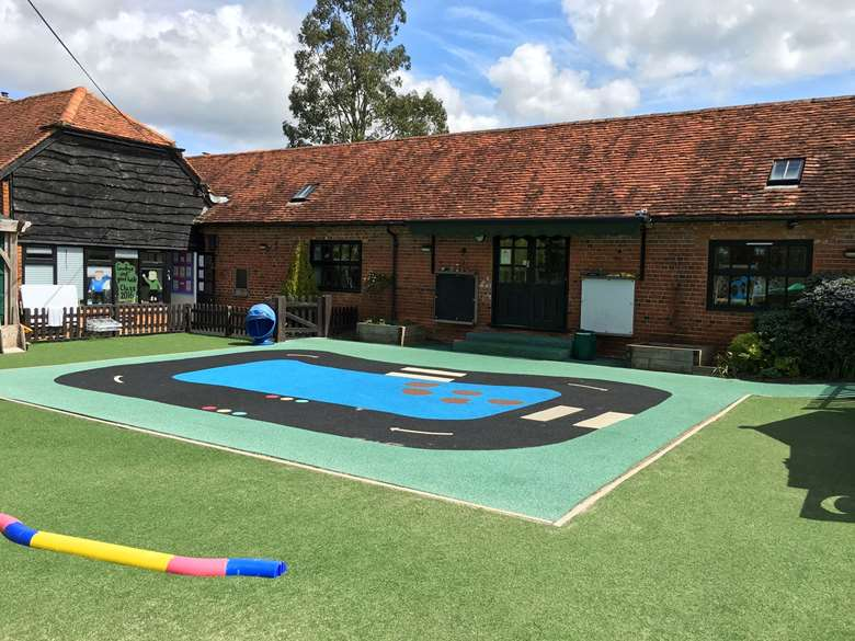 Red Balloon nursery in Ockham, Surrey - one of three new settings for N Family Club