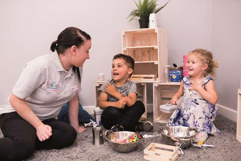 Co-op Childcare reports occupancy slowly increasing, but that it is yet to reach pre-Covid levels