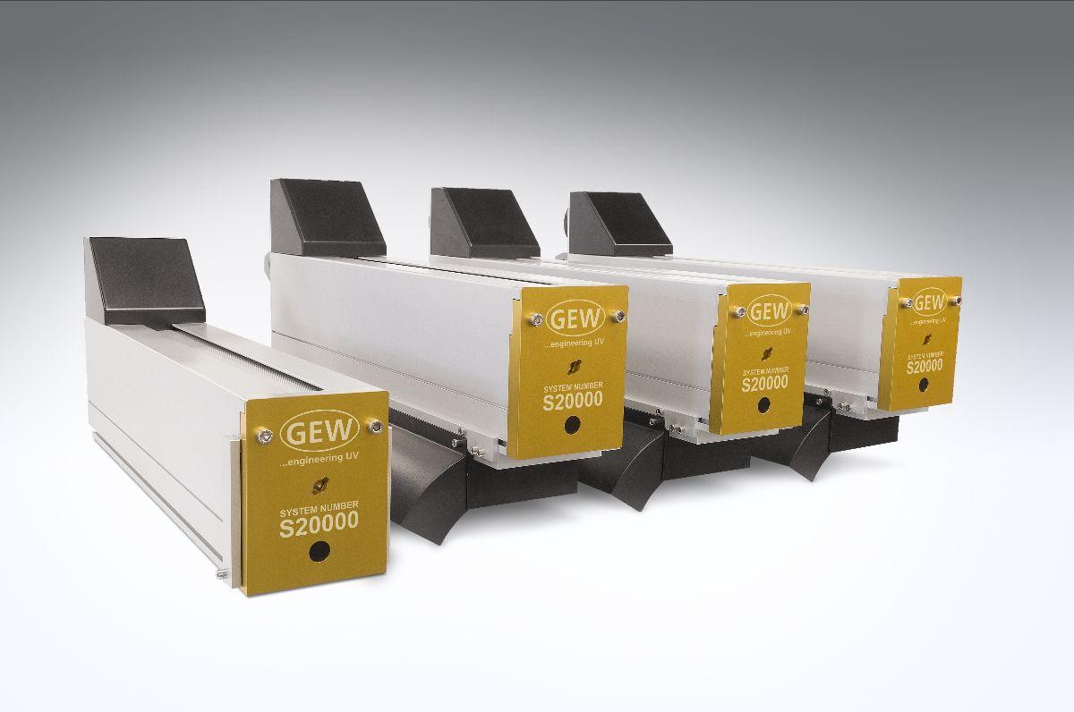 GEW achieves installation milestone