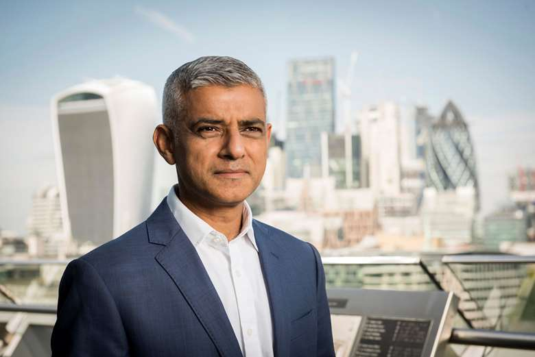 "Mayor of London Sadiq Khan called the figures a ""national disgrace"". Picture: Mayor of London"