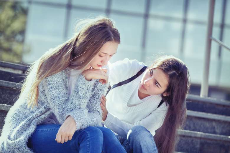 Pupils were reluctant to use peer mentoring support, research shows. Picture: Adobe Stock