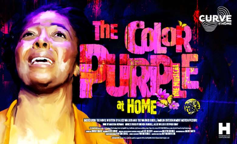 The Color Purple at Home, now starring T'Shan Williams as Celie
