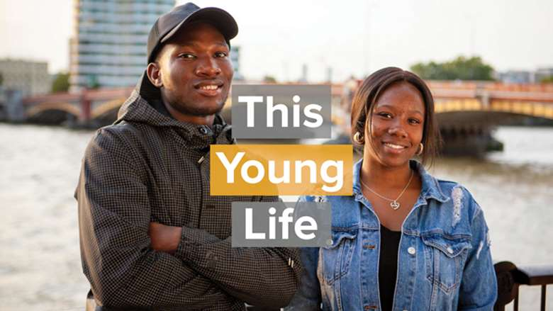 This young Life's podcast format allows young people to have control over how their stories are presented