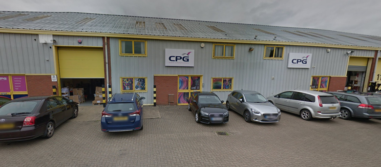 CPG went into administration on 7 January. Image: Google Maps