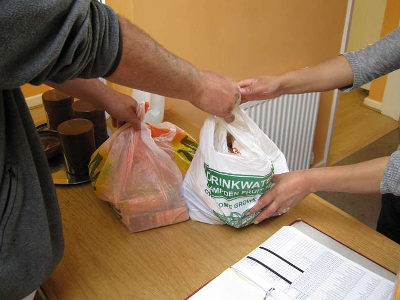 More people are expected to turn to foodbanks due to financial pressures caused by the Covid-19 pandemic