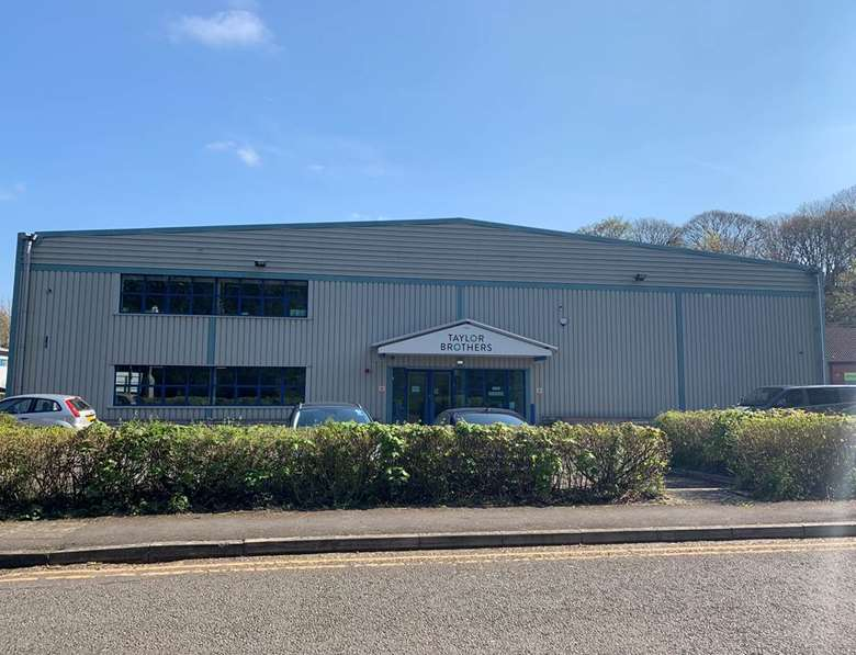 Taylor Brothers' new facility is purpose-built as a print factory