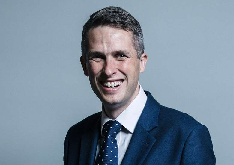 Gavin Williamson: the government will provide levelling up opportunities for every young person. Picture: Parliament UK