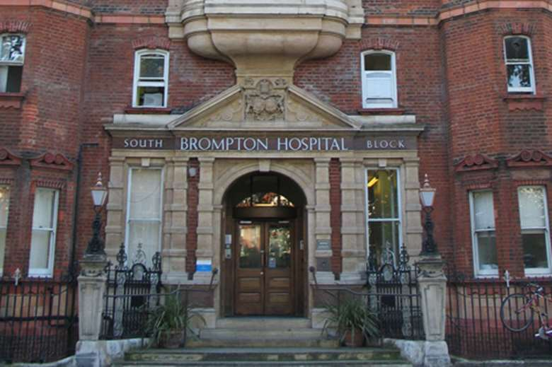 Child heart surgery is to continue at the Royal Brompton Hospital as a result of the decision. Image: Royal Brompton