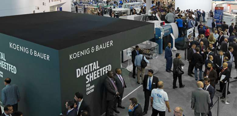 Koenig & Bauer: raft of new products along with new-look press styling