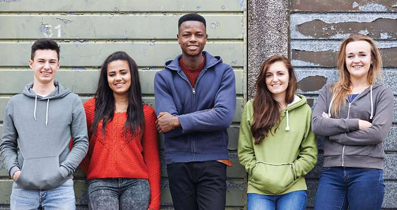 Youth work is 'vital' for disadvantaged young people, sector leaders say. Picture: Adobe Stock