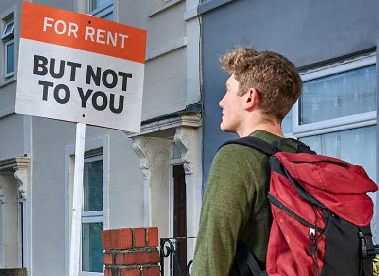 Young people also described landlords' relunctance to let to them. Picture: YMCA