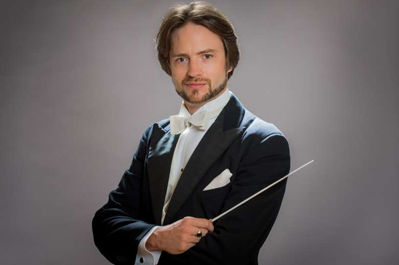 Conductor and founder John Andrews