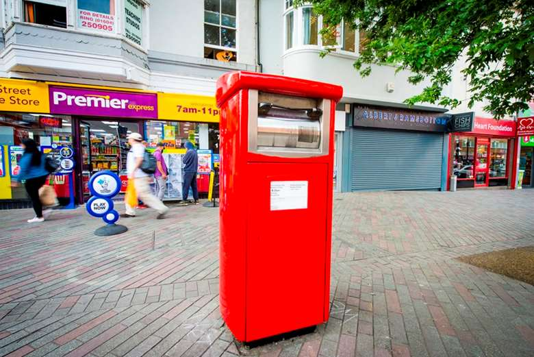The High Court halted industrial action at Royal Mail in November