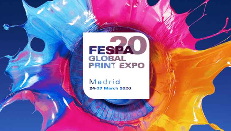 Fespa's Global Print Expo 2020 had been due to take place from 24 to 27 March 2020