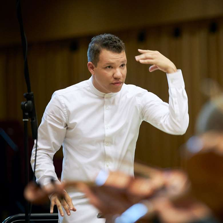 Ryan Bancroft named BBC NOW Principal Conductor (credit: Benjamin Ealovega)