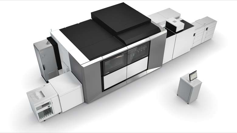 Severn's new Canon VarioPrint iX-2100 will be delivered next month