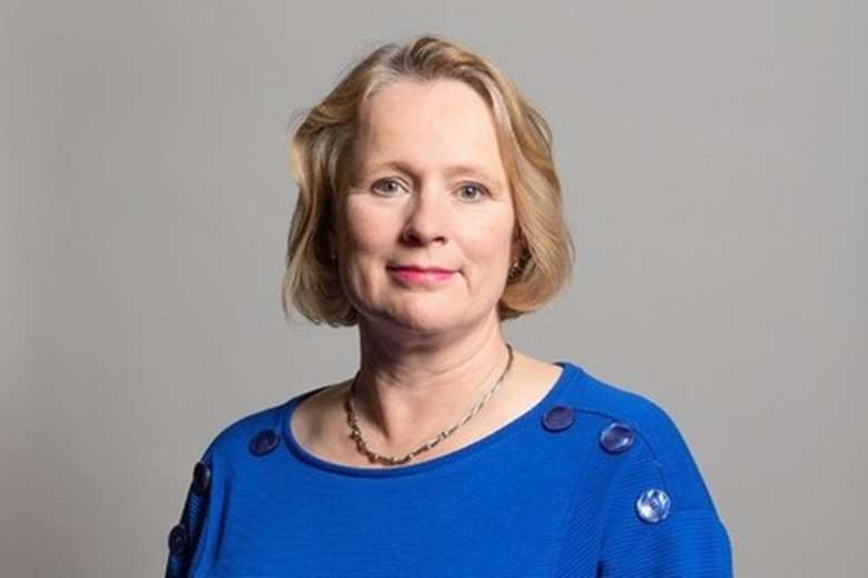 Vicky Ford MP
