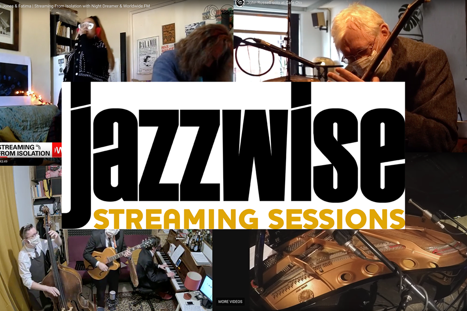 Jazz in isolation: enjoy performances by musicians from around the world, via Twitter, YouTube, Instagram and Facebook