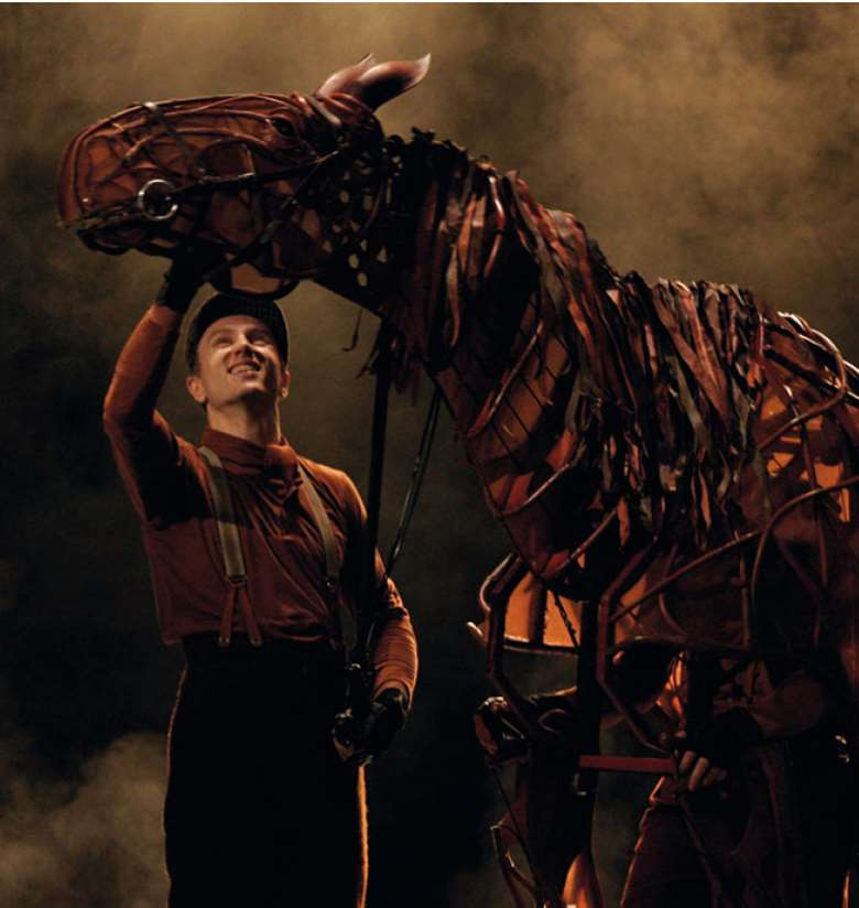 The National Theatre's War Horse was one of Elliott's most enduring productions