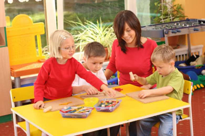 Early years settings should only be open for children of key workers and vulnerable children