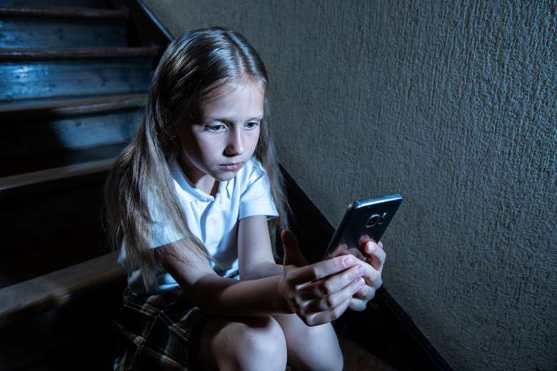 Some of the projects support children at risk of online abuse. Picture: Adobe Stock