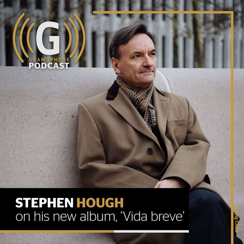Stephen Hough is this week's Podcast guest (photo: Jiyang Chen)