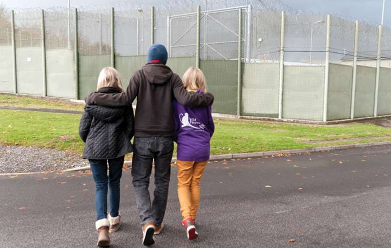 Visits to young people in youth custody have now resumed, a minister has said