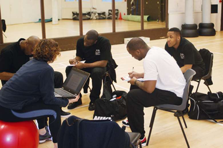 Transforming a Generation offers young people training to get a fitness qualification and paid work experience