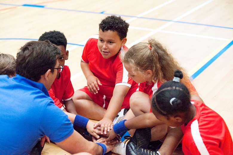 The average one form entry primary school will receive roughly £18,000 per year, the DfE said. Picture: Youth Sport Trust