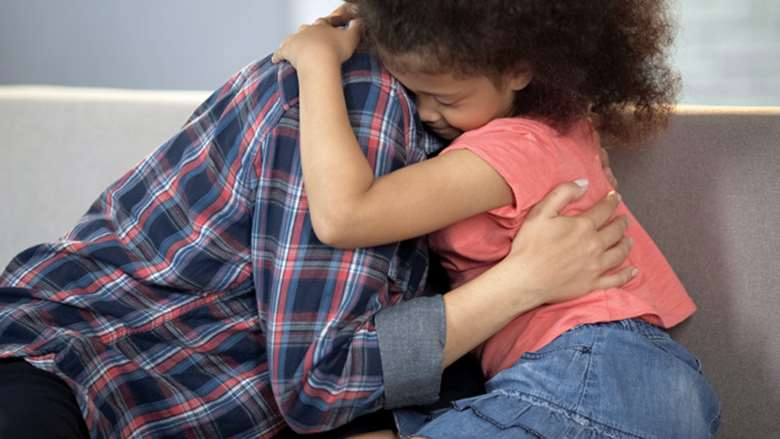Families can need support for at least a year before a secure attachment is formed and the relationship is mutually rewarding. Picture: Motortion/Adobe Stock