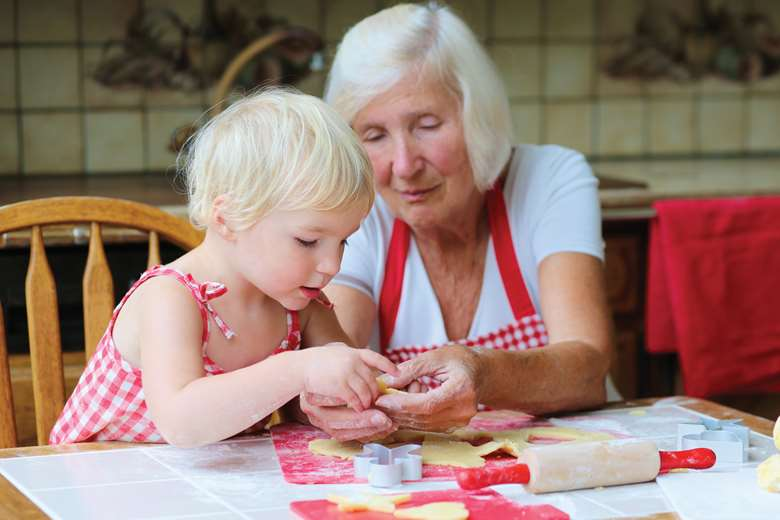 Kinship carers have been offered support through charity Grandparents Plus. Picture: Shutterstock