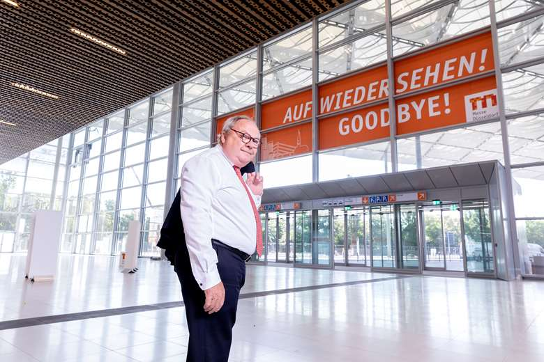 Dornscheidt: important that trade fair operations are resumed again quickly