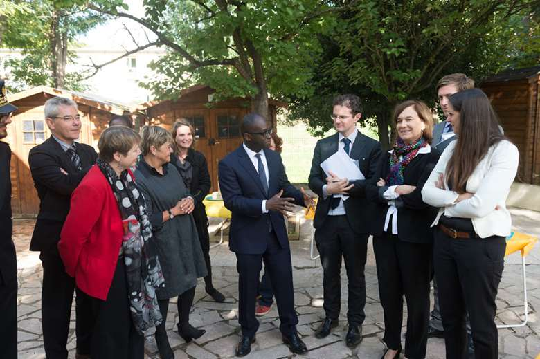 Childcare minister Sam Gyimah visited France last week for ideas on improving childcare provision. Picture: Department for Education