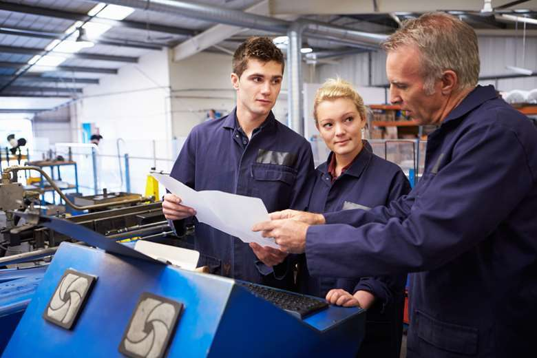 Apprentices: new support is also available for people aged over 25