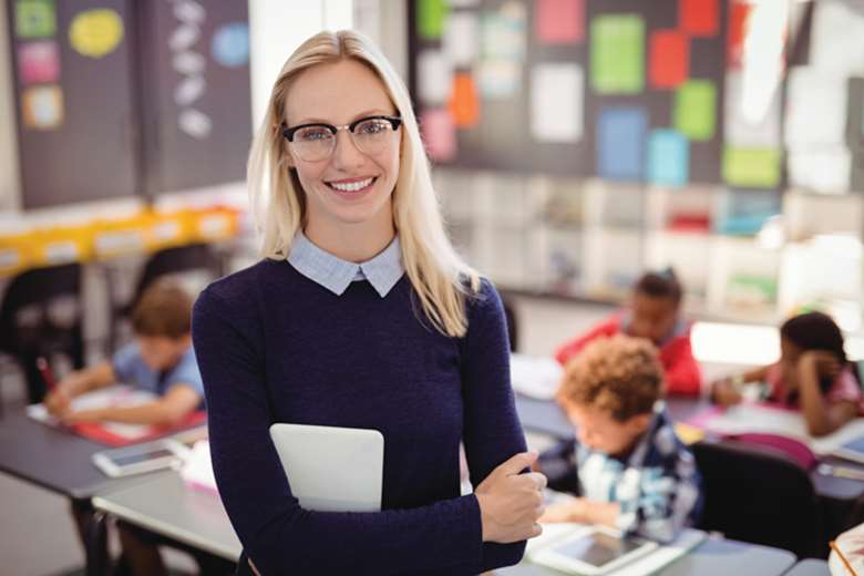 Fast-track training programme Teach First attracts high-quality graduates to teach in disadvantaged areas. Picture: wavebreak3/Adobe Stock