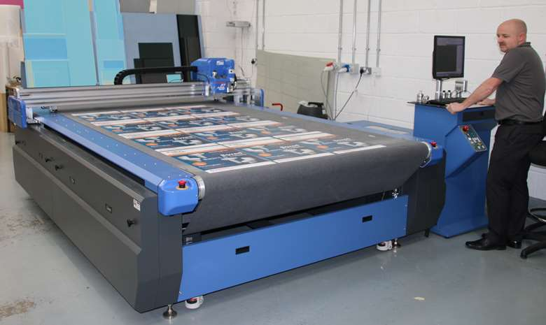 Hull Printer Cuts Costs With Dyss