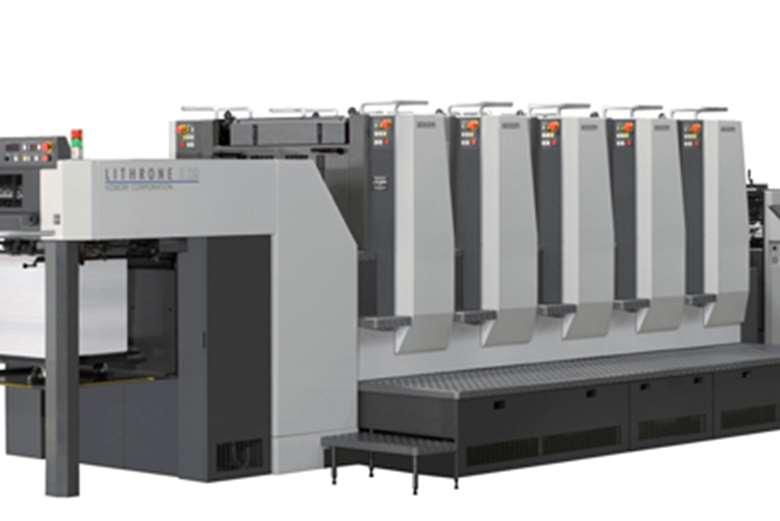 Print Farm Opts For Komori LSX-529