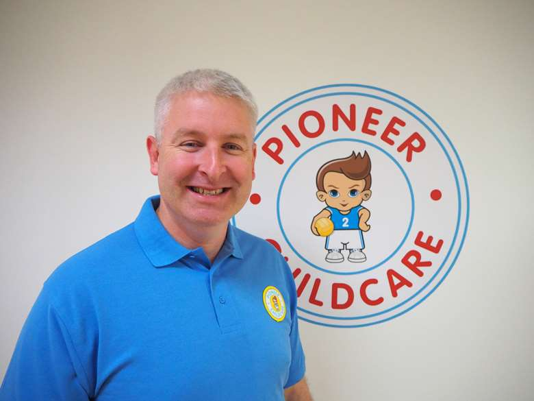 Dan McCaffrey, director of Pioneer Childcare and Class Of Their Own: 'The sector is heading for collapse'