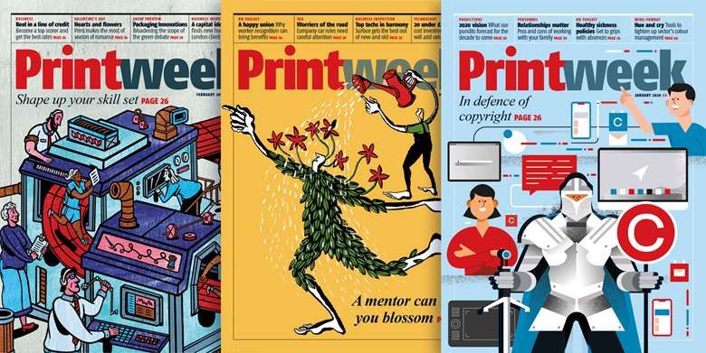 Printweek: your trusted source of industry information